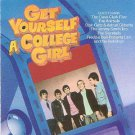get yourself a college girl - various artists CD 1992 sony 12 tracks used mint