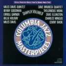 columbia jazz masterpieces sampler volume II - various artists CD 1990 sony 11 tracks used mint