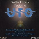 UFO - too hot to handle the story of UFO 2-VCDs 1999 castle music pictures 17 tracks used mint