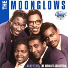moonglows - blue velvet & ultimate collection CD 2-discs 1993 MCA used mint