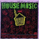 best of house music volume 1 - various artists CD 1988 profile records 10 tracks used mint