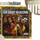 brand nubian - very best of CD 2001 rhino elektra 16 tracks used mint