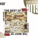 war - best of war CD 1987 avenue rhino BMG Direct new