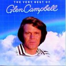 glen campbell - very best of CD 1987 capitol BMG Direct 15 tracks used imnt