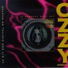 ozzy osbourne - live & loud CD 2-disc box 1993 epic used mint