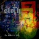 sloth - the voice of god CD 2000 music cartel 7 tracks used