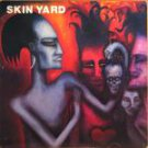 skin yard - skin yard CD 1986 C/Z records 15 tracks used mint