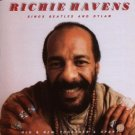 richie havens - sings beatles and dylan CD 1987 rykodisc 18 tracks used mint