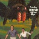 tarantula - john agar + mara corday VHS 1955 1998 universal B&W used