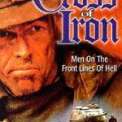 sam peckinpah's cross of iron - james coburn + maxmillian schell VHS 1977 1998 hen's tooth used
