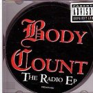 body count - radio ep CD 1990 warner 5 tracks used mint