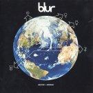 blur - bustin' + dronin' CD 2-discs 1998 EMI Toshiba japan used mint