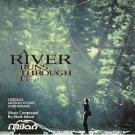 a river runs through it - mark isham CD 1992 milan 31 tracks used mint