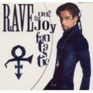 prince - rave un2 the joy fantastic CD 1999 arista 18 tracks used