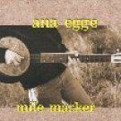 ana egge - mile marker CD 1999 grace records 12 tracks used
