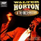 walter horton - live at the knickerbocker CD 2001 JSP 9 tracks used mint