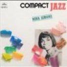 nina simone - compact jazz CD 1989 polygram 16 tracks used