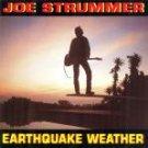 joe strummer - earthquake weather CD 1989 epic 14 tracks used mint