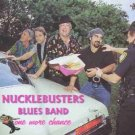 nucklebusters blues band - one more chance CD 1999 nucklebuster music 14 tracks used mint