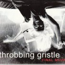 throbbing gristle - final muzak CD 6 tracks used mint