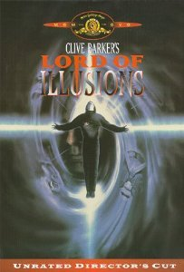 clive barker's lord of illusions - unrated director's cut DVD 1998 MGM used mint