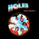 holes - original soundtrack CD 2003 walt disney 15 tracks used mint