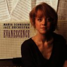maria schneider jazz orchestra - evanescence CD 1994 enja 9 tracks used mint