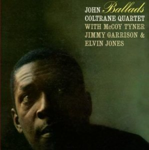 john coltrane quartet - ballads CD 1995 impulse MCA used mint