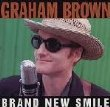 graham brown - brand new smile CD 1998 stomp used mint