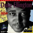 duke ellington - the great chicago concerts CD 2-discs 1994 music masters used