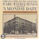 earl fatha hines - a monday date CD OJC 12 tracks used mint