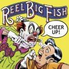 reel big fish - cheer up! CD 2002 mojo jive 16 tracks used mint