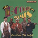 boogaloo swamis - have some fun tonight CD 1999 boogaloo swamis used mint