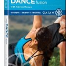 yoga dance fusion with patricia moreno - strength balance flexibility DVD 2007 gaiam used mint