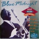blue midnight - great blues performers CD 1990 MCA holland 16 tracks used mint
