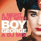 boy george - a night with boy george a dj mix CD 2002 moonshine 18 tracks used