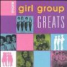 more girl group greats - various artists CD 2001 rhino 20 tracks used mint