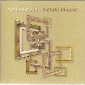 annie herring - picture frames CD spring hill 10 tracks used mint