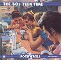 rock 'n' roll era the '60s teen time - various artists CD 1991 time life warner 22 tracks used