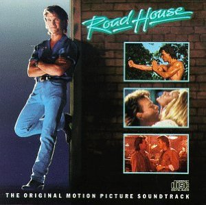 road house - original motion picture soundtrack CD 1989 arista 10 tracks used mint
