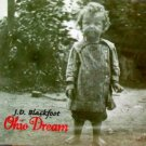j.d. blackfoot - ohio dream CD 1997 sisapa 7 tracks used mint