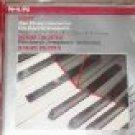 liszt piano concertos nos. 1 & 2 - dichter + previn + pso CD 1982 philips mint
