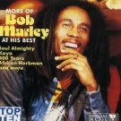 bob marley - more of bob marley at his best CD 1990 special music company 12 tracks used