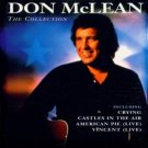don mclean - collection CD music club records import 18 tracks used mint