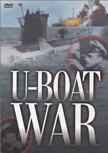 u-boat war DVD 2001 american home treasures 156 minutes B&W used