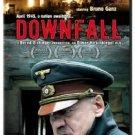 downfall - Bruno Ganz + Alexandra Maria Lara DVD 2005 sony used mint