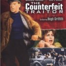 counterfeit traitor - william holden + lilli palmer DVD 2004 paramount used mint