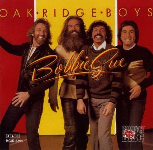 oakridge boys - bobbie sue CD 1982 MCA 10 tracks used mint