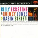 billy eckstine & quincy jones at basin street east CD 1962 polygram mercury 6 tracks used mint