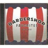 barbershop favorites 15 hits CD music trax used mint